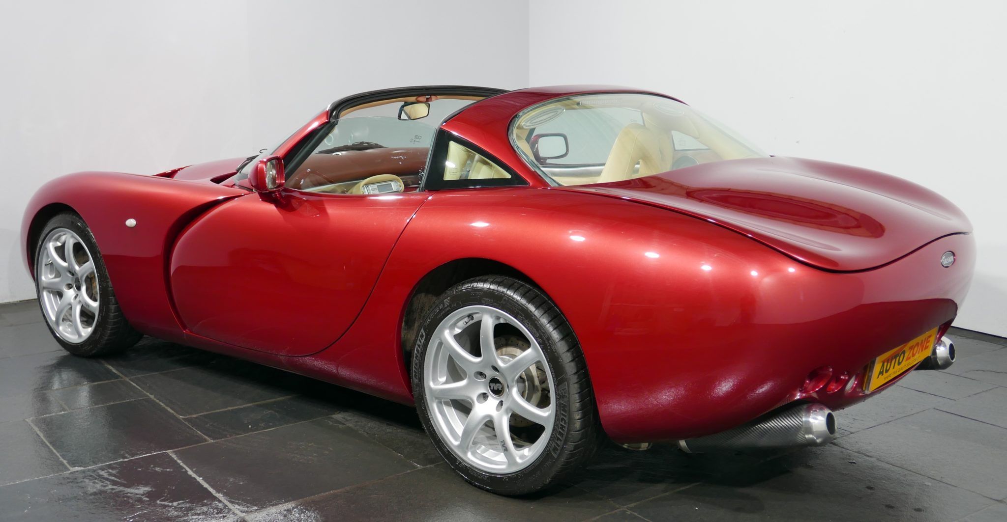 TVR Tuscan 4.0 S 2dr