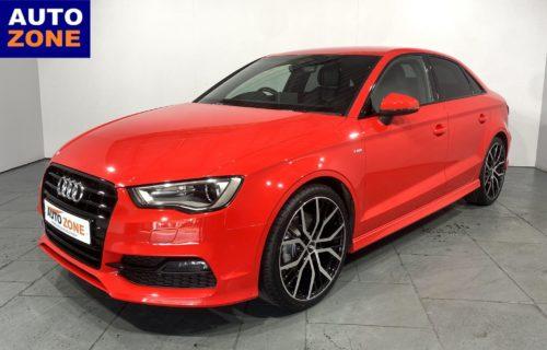 Audi A3 1.6 TDI 110 S LINE 4DR [NAV]