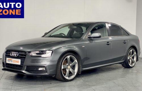Audi A4 2.0 TDI 143 Black Edition 4dr