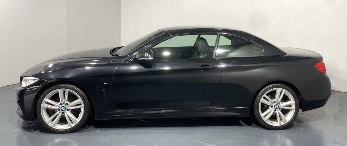 BMW 4 Series 420i M Sport 2dr Auto