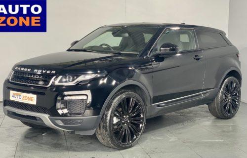 Land Rover Range Rover Evoque 2.0 eD4 SE Tech 3dr 2WD