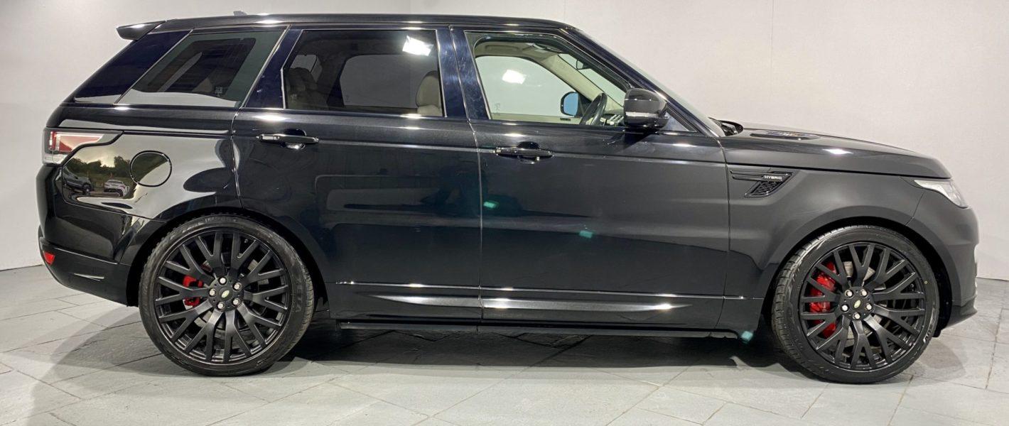Land Rover Range Rover Sport 3.0 SDV6 Hybrid Autobiography