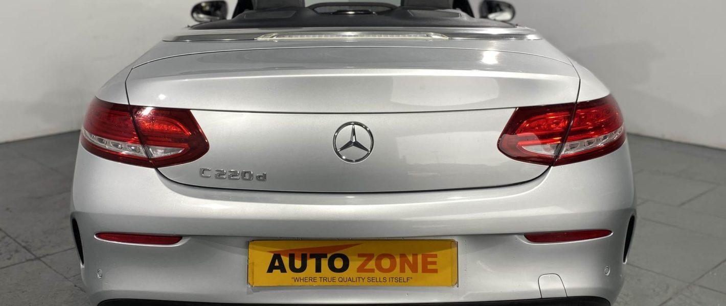 Mercedes C Class C220d AMG Line 2dr Auto